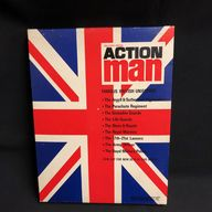 ACTION MAN - FAMOUS BRITISH UNIFORMS - MOUNTAIN AND ARCTIC UNIFORM - CARDED